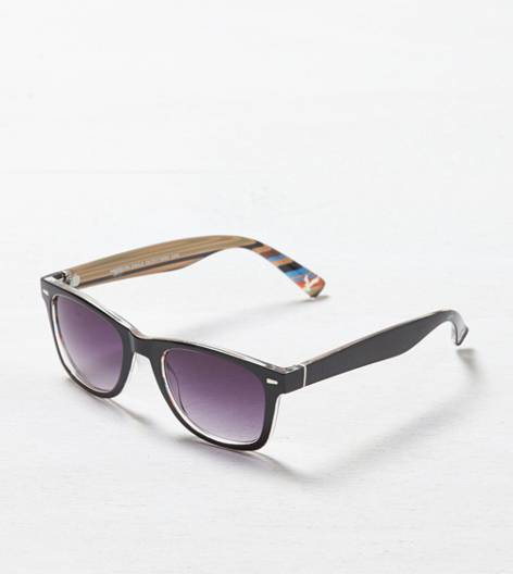 Black AEO Icon Sunglasses