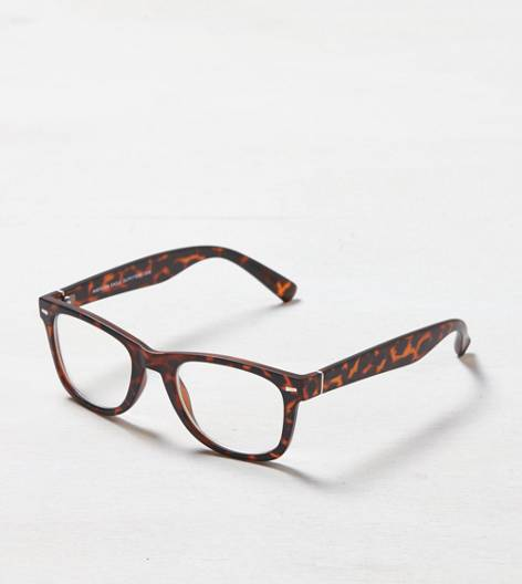 Brown AEO Icon Readers