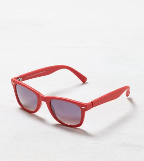 White  AEO Icon Sunglasses