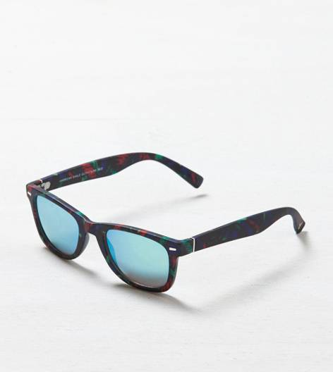 Black AEO Leaves Icon Sunglasses