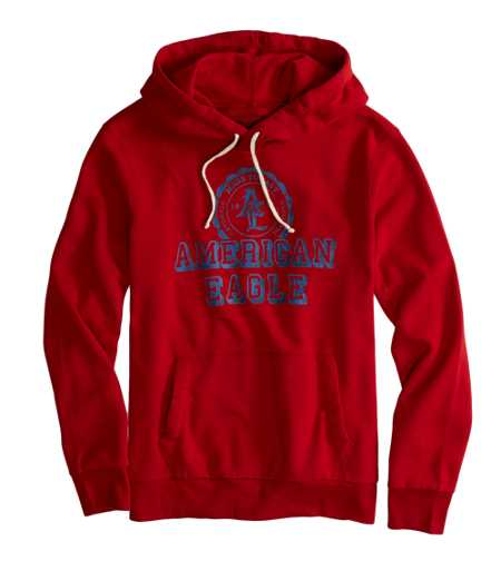 AEO Factory Signature Hooded Pop Over