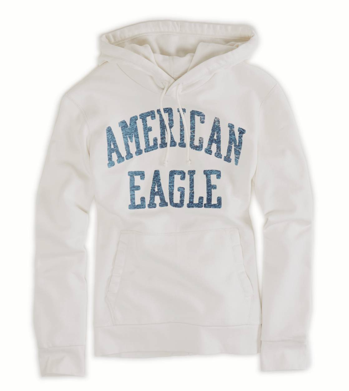 Chalk AEO Factory Graphic Hooded Pop Over