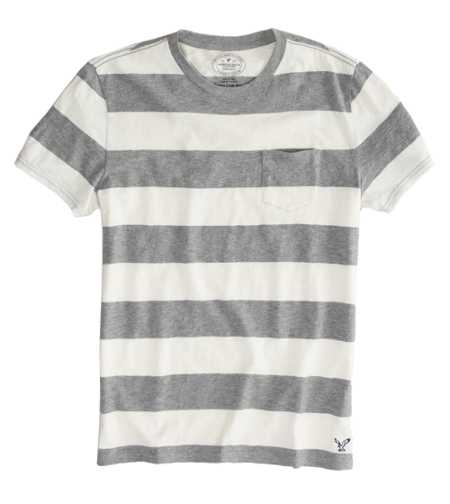 AEO Factory Striped Tee