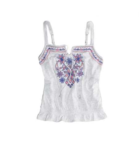 AEO Factory Embroidered Cami