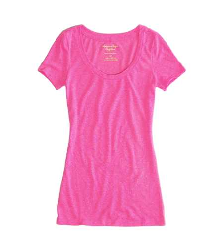 AEO Factory Favorite Scoop Tee