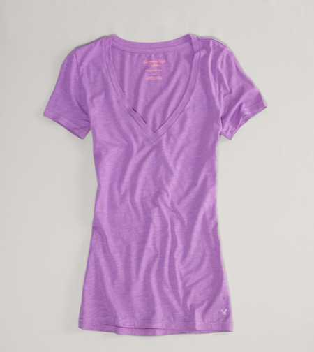 AEO Factory V-Neck Favorite Tee