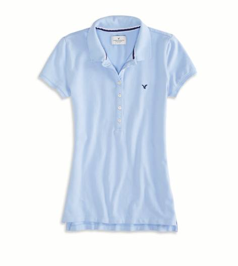 Skylight AEO Factory Solid Polo