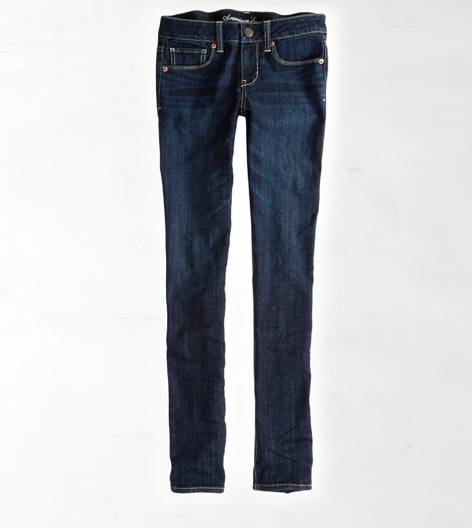 Authentic Dark Indigo Skinny Jean