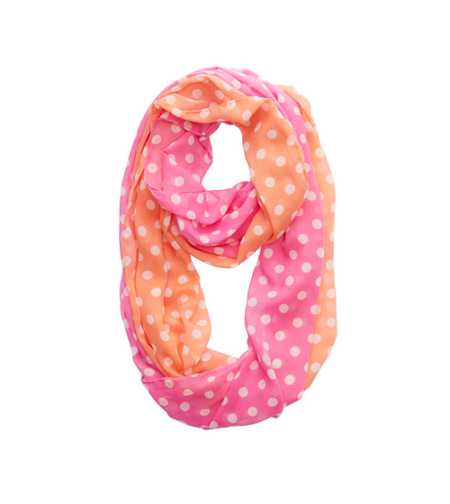 Aerie Dot Print Mix Scarf