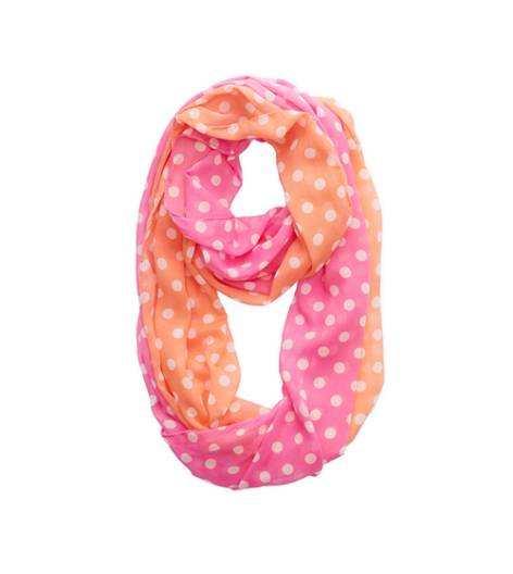 Lip Gloss Aerie Dot Print Mix Scarf