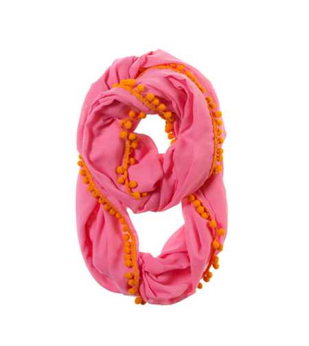 Aerie Bobble Loop Scarf - Take 25% Off