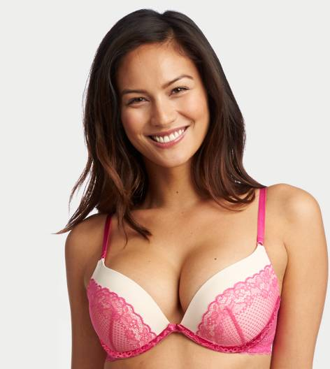 Raspberry Crush Emma Pushup Bra