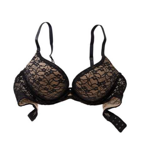 Drew Vintage Lace Pushup Bra - Take 40% Off