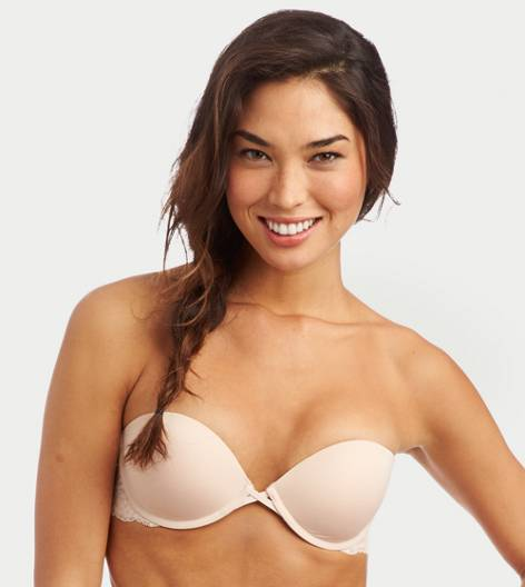 Buff Maddie Multi-Way Pushup Bra