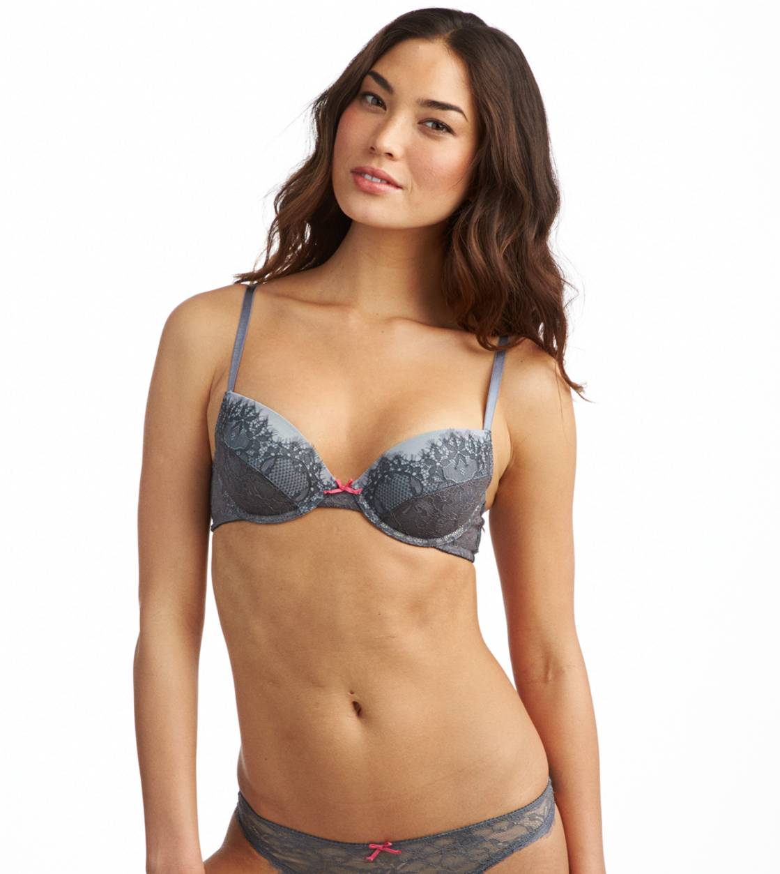 Stone Ella Gel Lace Pushup Bra