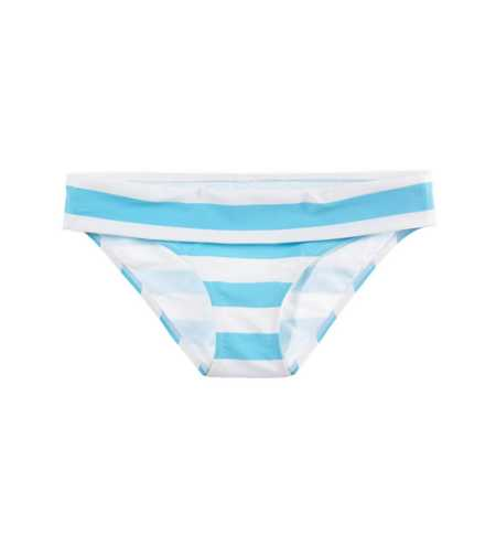 Aerie Striped Foldover Bikini Bottom