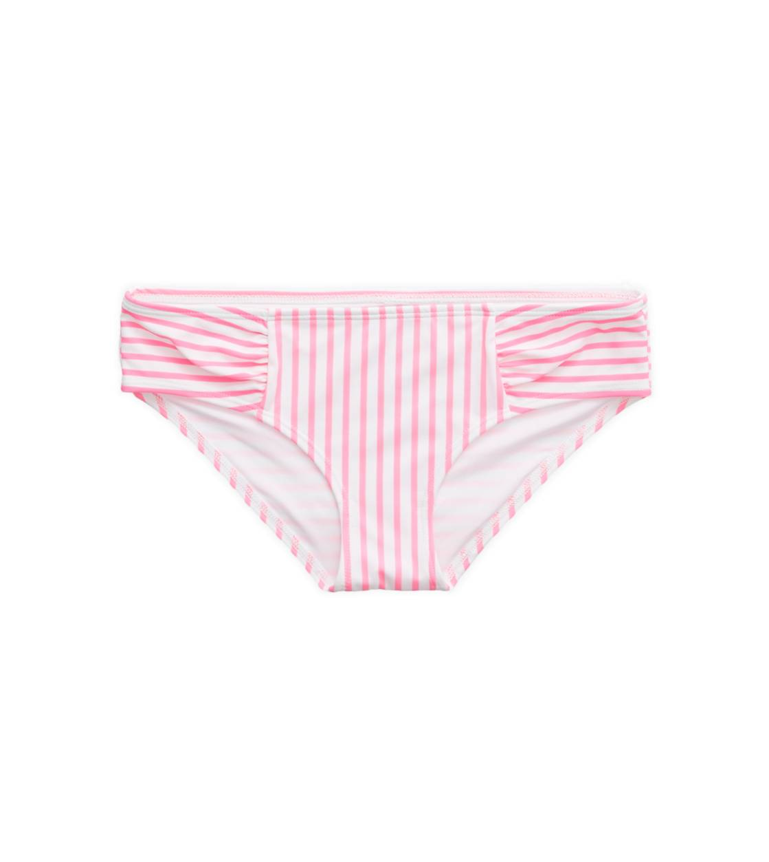 Dragon Fruit Aerie Stripe Hipster Bikini Bottom