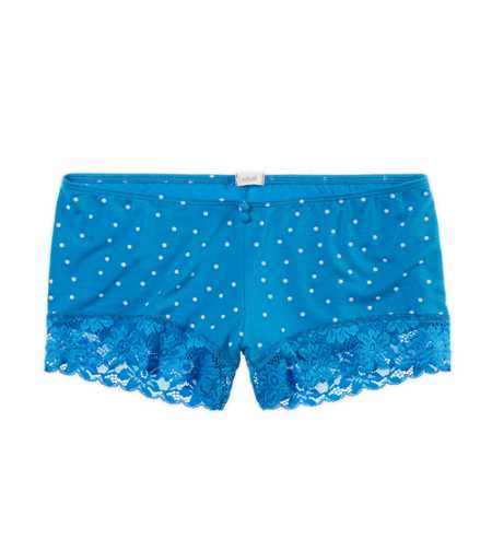 Aerie Softest Dot Modal Boyshort - 5 for $26.50