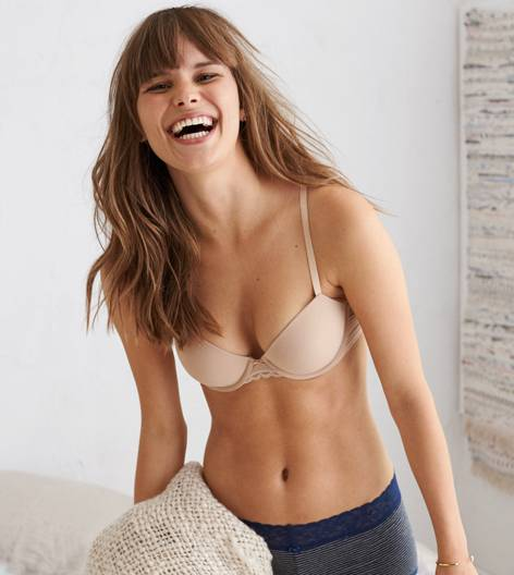 Natural Nude Blakely Classic Lightly Lined Bra