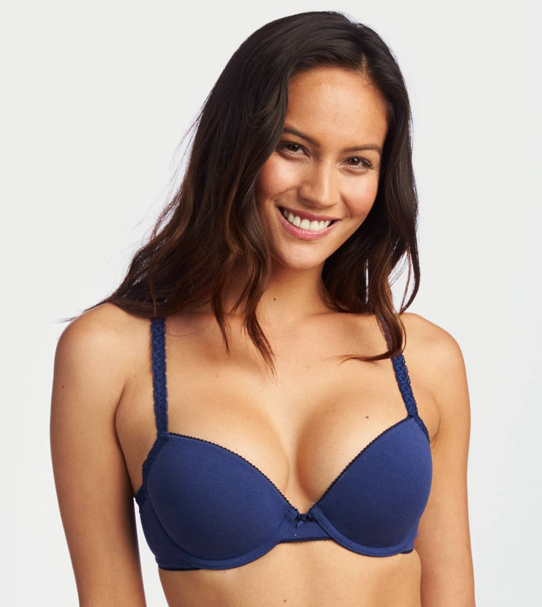 Odyssey Blue Blakely Lightly Lined Bra