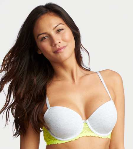 Blakely Cotton Lightly Lined Bra - Free Boxer With a Bra Purchase