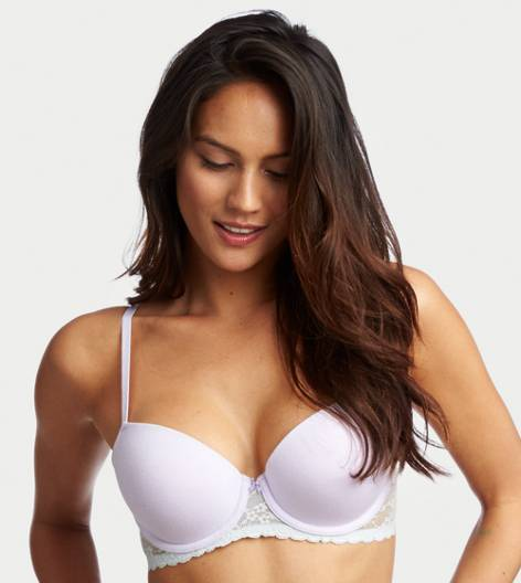 Lavender Dawn Blakely Cotton Lightly Lined Bra