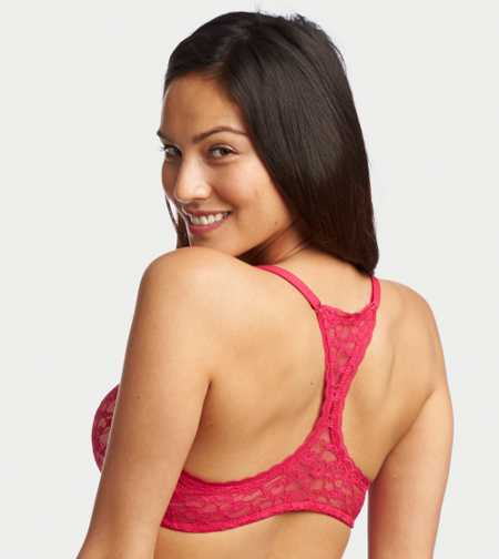 Blakely Vintage Lace Lightly Lined Racerback Bra - Free Shipping & Returns