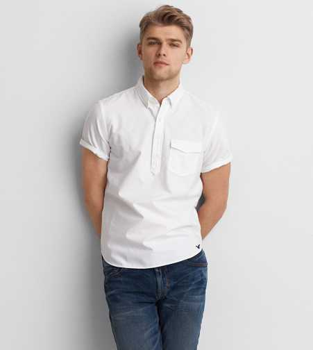 AEO Lightweight Short Sleeve Shirt