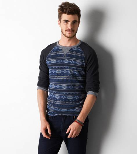 Twilight Blue AEO Heritage Thermal