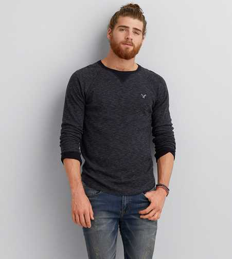 AEO Heritage Thermal T-Shirt