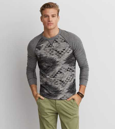 AEO Highland Thermal T-Shirt