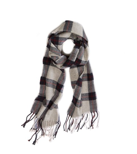AEO Log Cabin Scarf