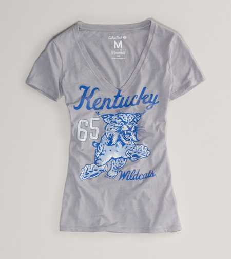 Kentucky Vintage V-Neck Tee