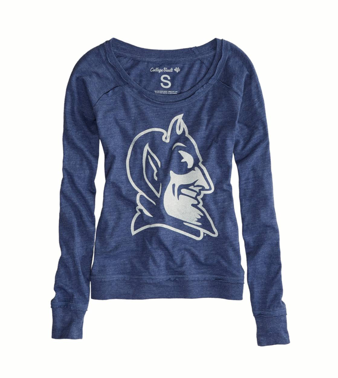Blue Duke Vintage Long Sleeve T-Shirt