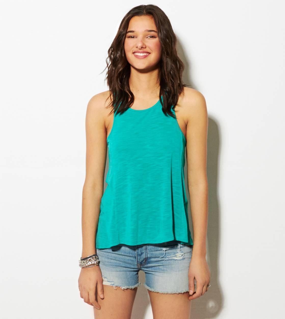 Seagrass AE Zip-Back Tank