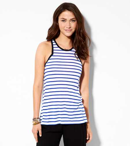AE Zip-Back Tank - Buy One Get One 50% Off