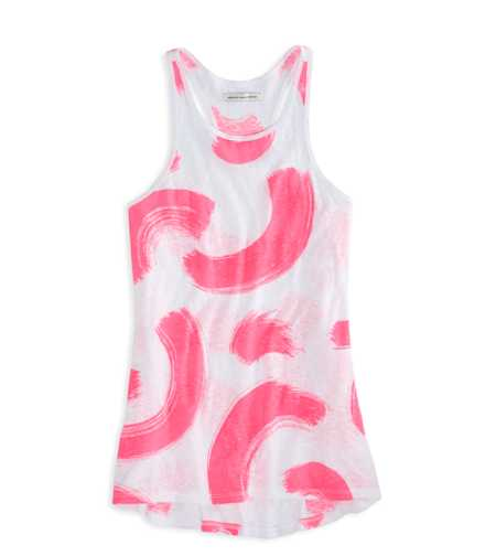 AE Brush Printed Tank