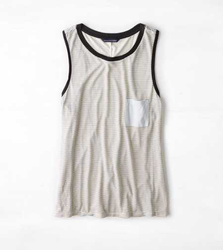 AEO Pocket Muscle Tank