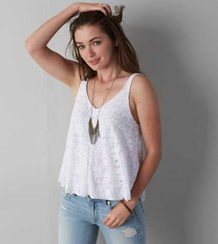 AE Lace Swing Tank