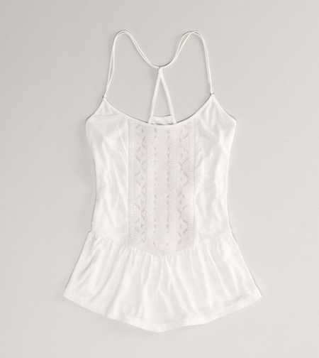 AE Embroidered Cami