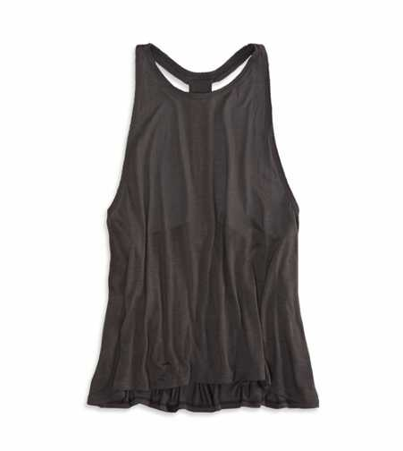 AEO Beaded T-Back Tank - Check out the back!