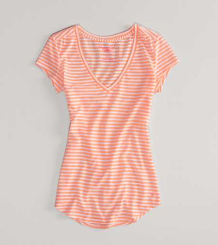 AE Striped Favorite Tee