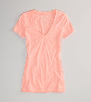 AE Favorite V-Neck T