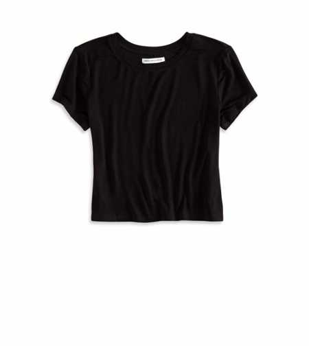 AE Silky Cropped T-Shirt