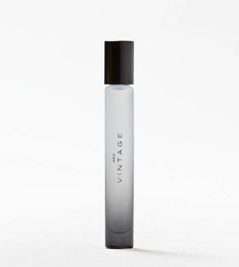 Black AEO Vintage Rollerball Fragrance For Her