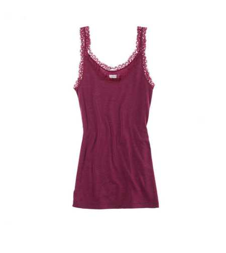Aerie Lace Layer Tank