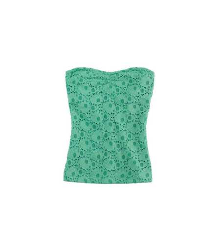 Aerie Floral Lace Tube Top - Take 25% Off