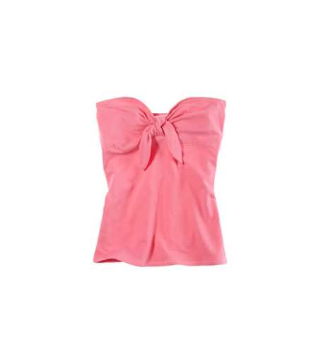 Aerie Girly Tied Tube Top
