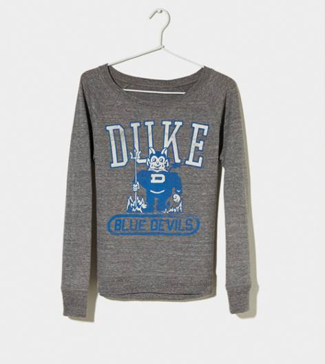 Grey Duke Vintage Raglan T-Shirt