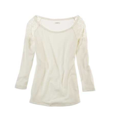 Aerie Lacy Sweatshirt - Take 25% Off